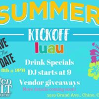 Summer Kick off Luau