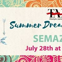 SemaZen at TAJ Summer Dream Festival