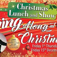 Swing Along at Christmas - Lunch &amp Show
