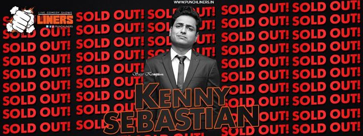 Punchliners Standup Comedy Show ft. Kenny Sebastian in Lucknow