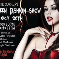 Annual ATC Halloween Fashion Show