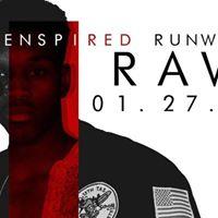 EnspiRED Runway Presents RAW