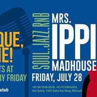 Mrs. Ippi Madhouse