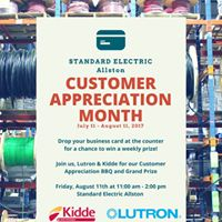 Allston Branch - Customer Appreciation Month