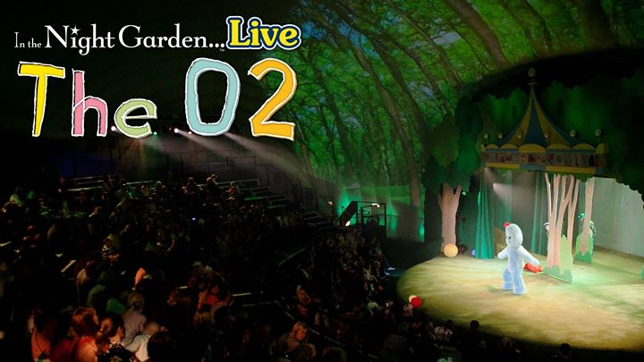 In the Night Garden Live - The O2