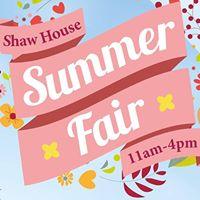 Shaw House Summer Fair