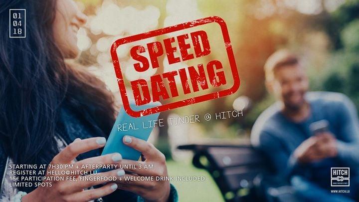 Speed dating luxemburg