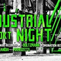 The music lab  Industrial night 6.10. Petek
