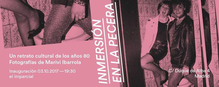 EXPO Inmersin En La Pecera. Fotografas de Marivi Ibarrola
