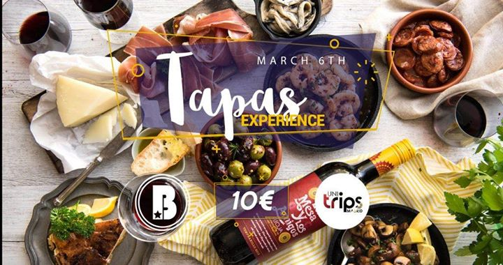 Tapas Experience - March 6th