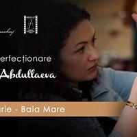 Curs de perfectionare Renata Abdullaeva - Baia Mare
