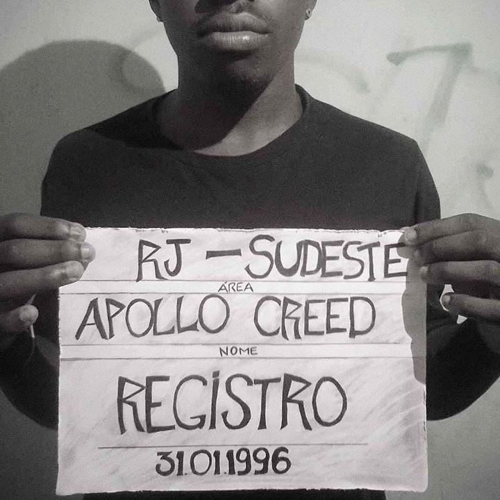 EP.  PAREI DE FAZER RAP  (Apollo Creed)