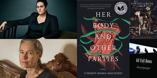 Carmen Maria Machado in conversation with Mary Caponegro