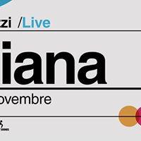 Diana  live da Bolazzi