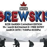 [CVC] BREWSKIS  Bzzr Garden Canadian Edition