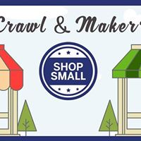 Uptown Crawl &amp Makers Market