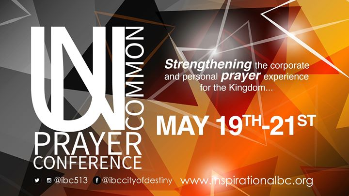 UNcommon Prayer Conference