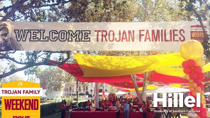 USC Hillel Trojan Family Weekend