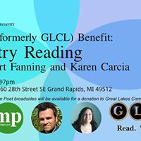 Write616 (formerly GLCL) Benefit Poetry Reading
