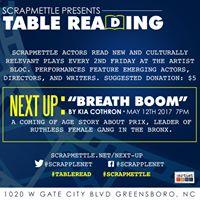 Breath Boom (Table Read)