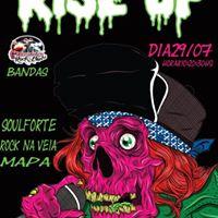 RISE UP - Bandas de Rock - Osasco