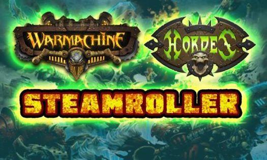 Colossal Steamroller Event