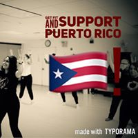 Get Fit &amp Support Puerto Rico