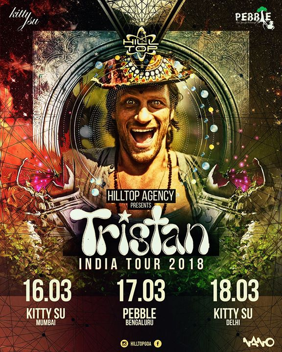 Tristan India Tour March 2018 - Mumbai  Bangalore  Delhi