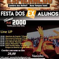 Festa Dos Ex Alunos Esmeraldo