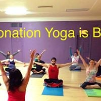Yoga by Donation