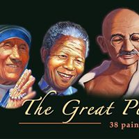 The Great Peacemakers Art Exhibit