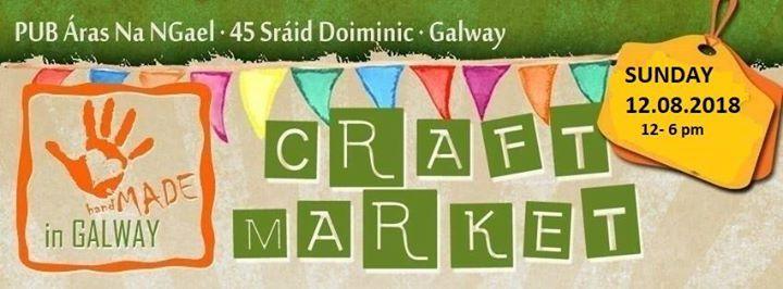 Handmade In Ireland- Indoor Market