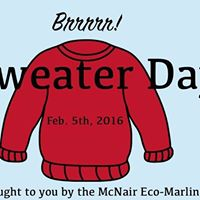 Sweater Day