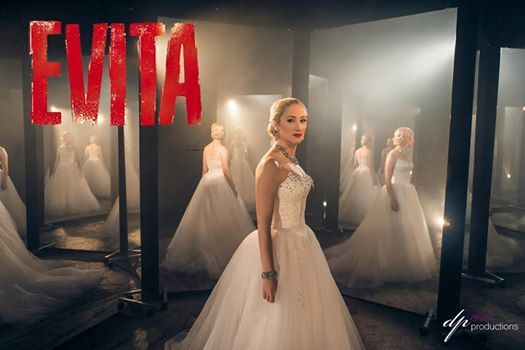 Evita - Auditions
