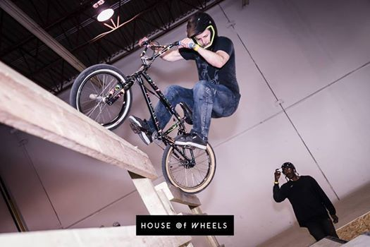 BMX Freestyle Competition
