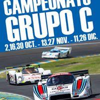 5 y 6 carreras Campeonato GRUPO C