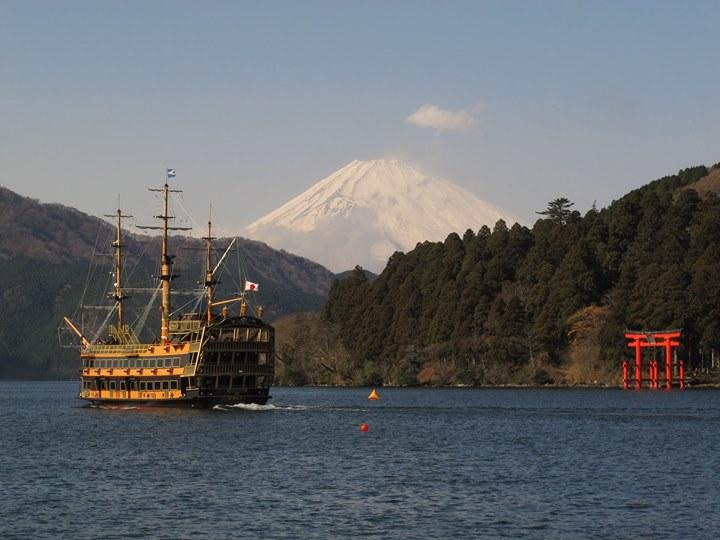 Cycling Around Mount Fuji 5 Lakes Hakone