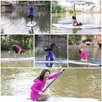 TRI &amp SUP Thursdays Paddle Power &amp Prana with Fit2bWell