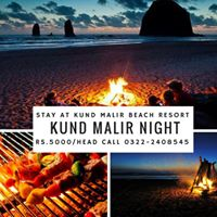 Kund Malir Night Trip 29th Apr17 - 30th Apr17