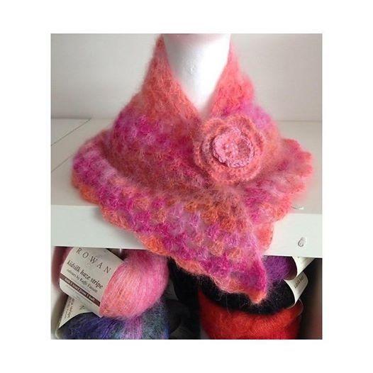 Crochet Clinic daytime