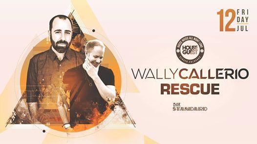 Wally Callerio & Rescue  Jul 12th  Bar Standard