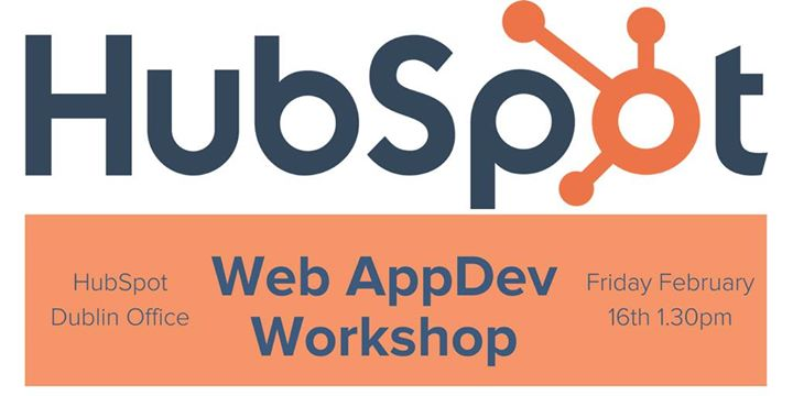 Web AppDev Workshop
