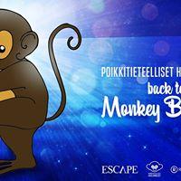 Poikkitieteelliset Haalaribileet - Back to Monkey Business