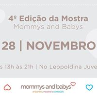 4 Ed. Mostra Mommys and Babys