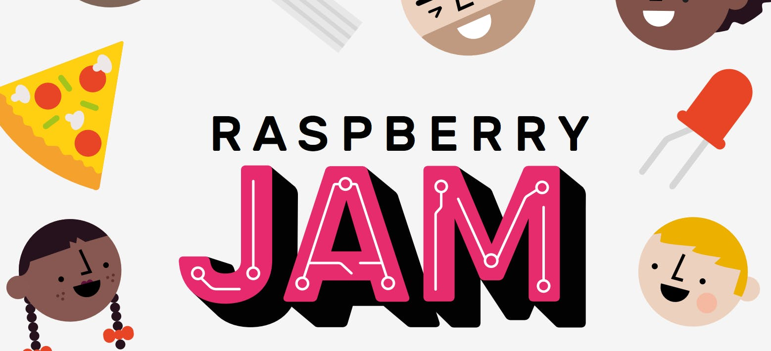 Raspberry Jam at Mouse June 20 2018