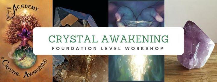 Geelong - Crystal Awakening - Foundation level