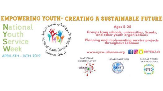 NYSW Training Session - Beirut