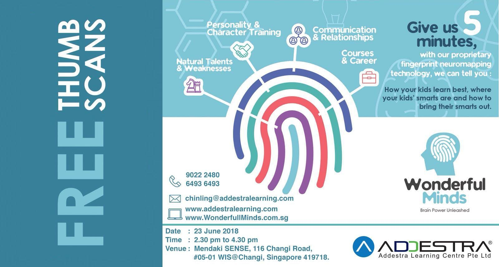 [Workshop] Discover the Secrets to 8 Multi-Intelligences Your Child Possesses.