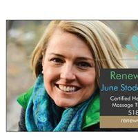 Grand Opening of &quotRenew with June&quot