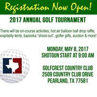 2017 Annual Golf Tournament